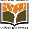 Šiaulių rajono savivaldybės Viešoji biblioteka