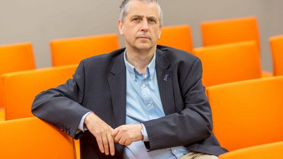 UNESCO patarėjas: Kaunas turi ką pasiūlyti pasauliui