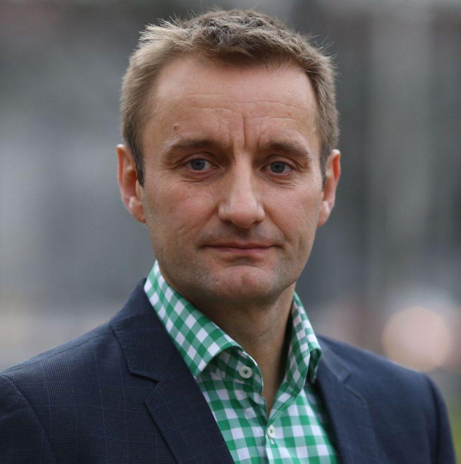 Šiaulių miesto meras: kviečiu likti tiesos ir principo kelyje