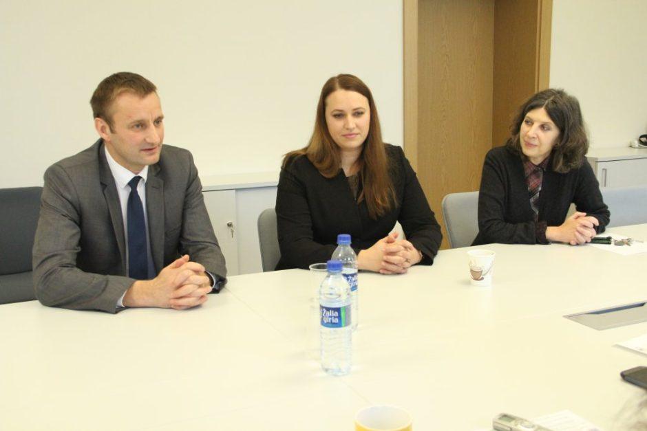 Darbą pradeda naujoji Šiaulių kultūros centro vadovė