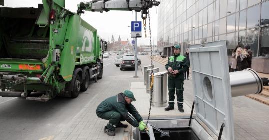Vilnius svarsto trečdaliu atpiginti komunalinių atliekų išvežimą