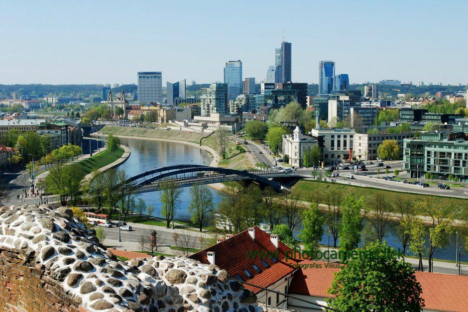 Atviras ir greitas Vilnius – Lietuvos savivaldybių indekso 2016 lyderis