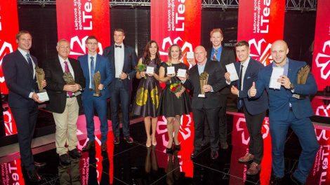 Lietuvos sporto apdovanojimuose laurai šiauliečiams