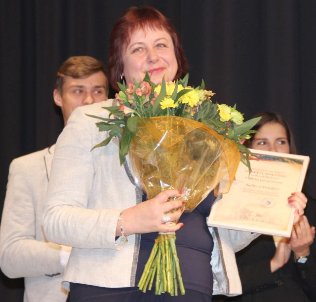 Kėdainių krašto kultūros premijos laureatė – Audronė Pečiulytė