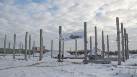 Kėdainių LEZ-e kapsulės įkasimu pradėtos trąšų gamyklos statybos