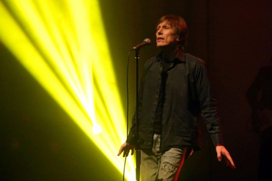 """Foto atgarsiai: Lainius (ex Rondo) su grupe koncerte """"Kitos durys"""" gruodžio 30 d."""