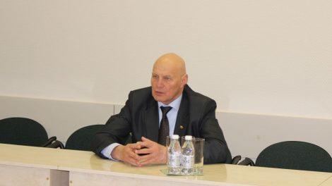 Spaudos konferencija su Lietuvos Respublikos Seimo nariu A. S. Nausėda