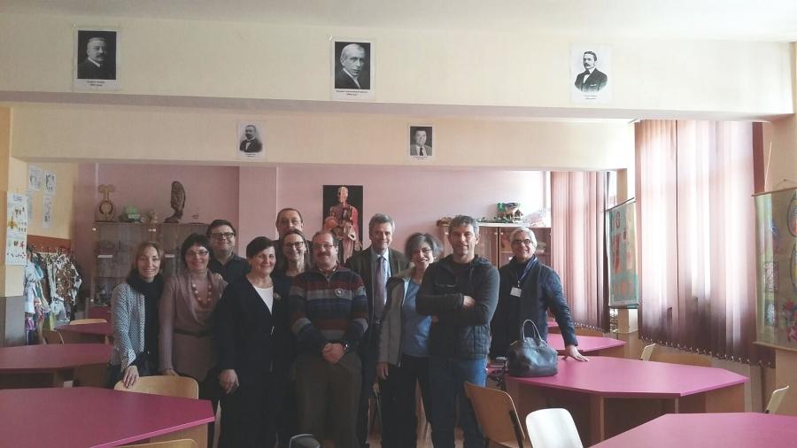 Erasmus+ projekto vizito Rumunijoje tikslas – mokytojų vertinimo gairės