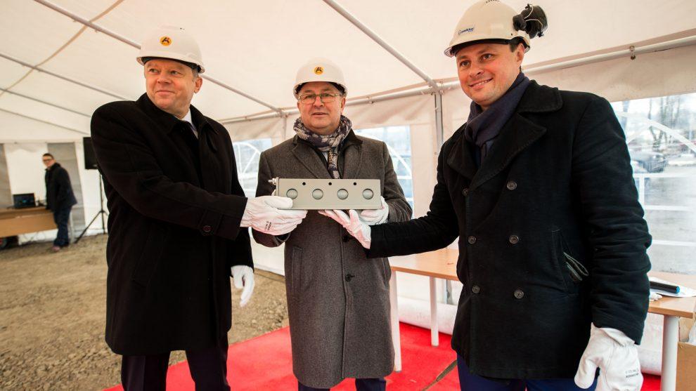 Dar viena gera žinia Kaunui: suomiai į sijų gamyklą investuoja 9 mln. eurų
