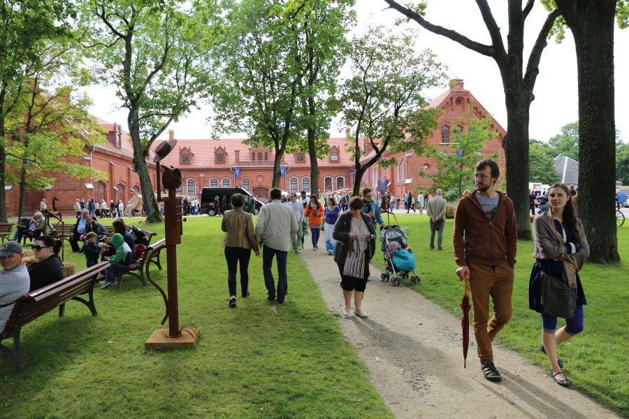 Raudondvaris skelbiamas mažąja Lietuvos kultūros sostine