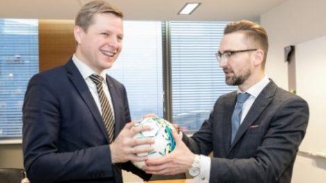 Pirmą kartą Vilniuje – Europos salės futbolo čempionato atrankos turnyras