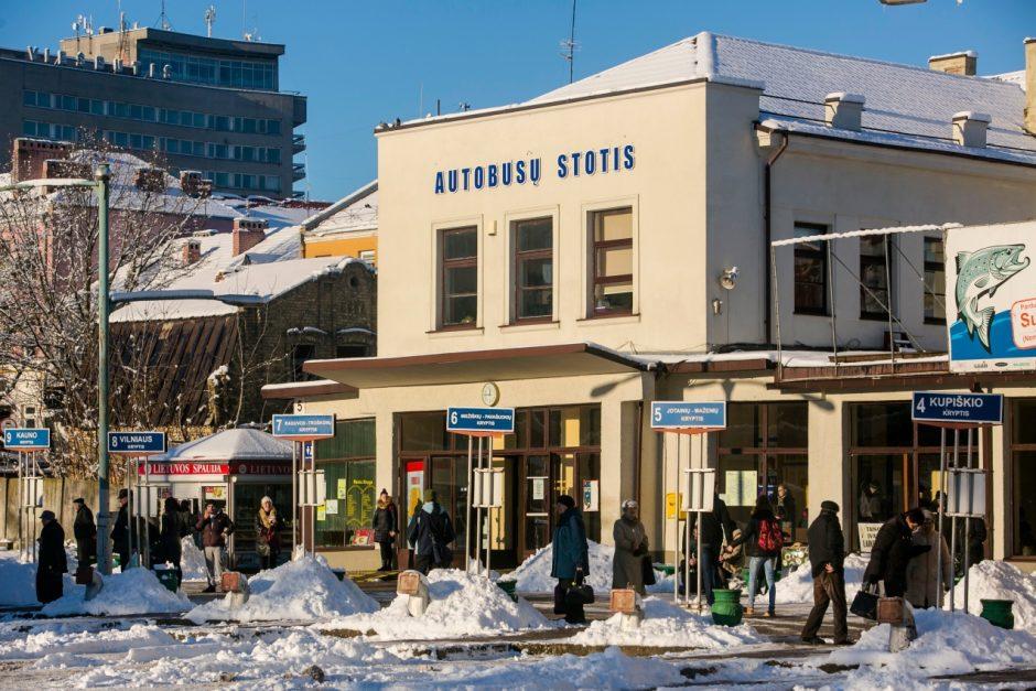 Panevėžys atsinaujina! Savivaldybė paskelbė autobusų stoties investuotojo atranką