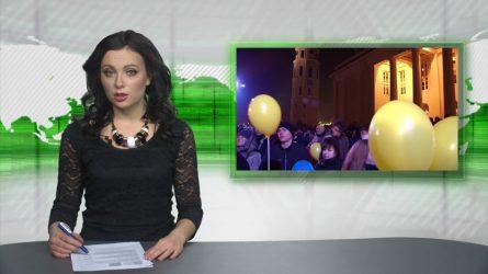 """Naujienos per """"Penki TV"""" 2017.02.21"""