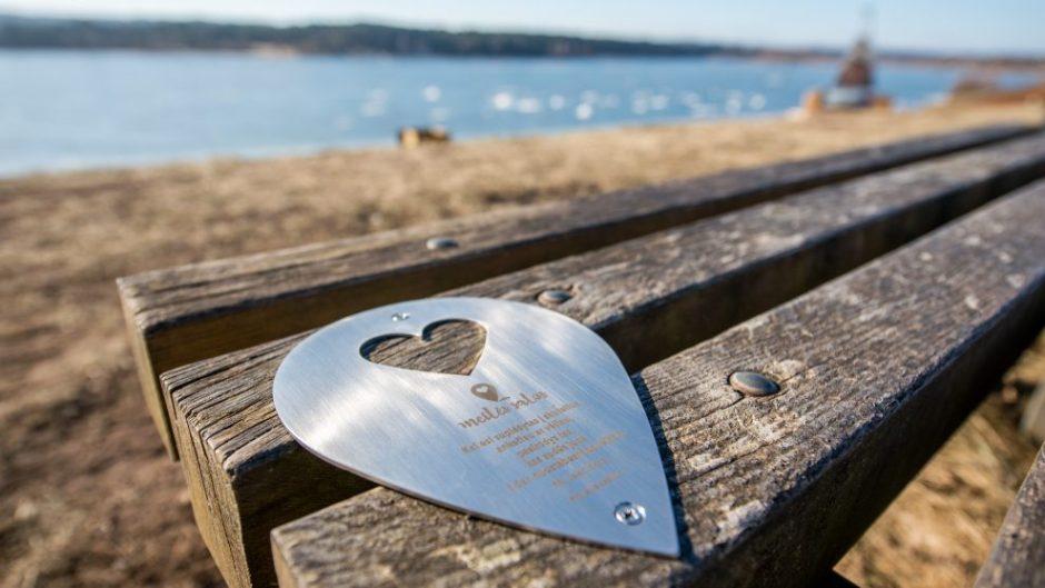Valentino dienos proga Kaunas įsimylėjėliams dovanoja žinomo poeto eiles