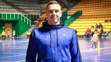 """Treneris Žygimantas Liužinas: """"Didžiausią įspūdį """"Judėk sveikai"""" treniruotėse padaro atmosfera!"""""""