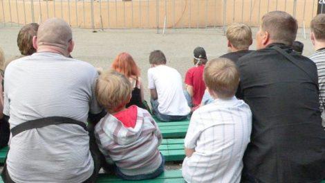 Rajono vadovai visuomenę kviečia į susitikimą dėl vaikų globos