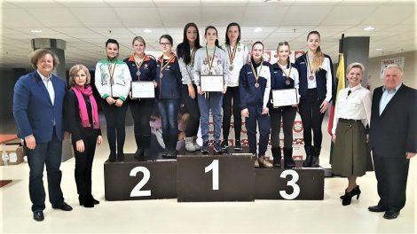 Alytiškiai pasipuošė Lietuvos šaudymo čempionato medaliais