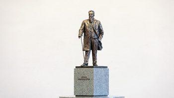 Išrinkta skulptūros dr. Jonui Basanavičiui idėja