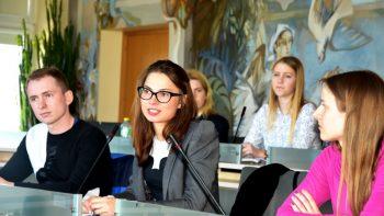 """Diskusija """"Galimybės bei iššūkiai skatinant jaunimo užimtumą"""""""