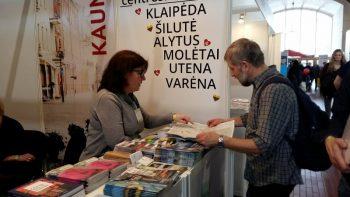Tarptautinėse turizmo parodose Utenos kraštas pristatytas latviams, estams ir čekams