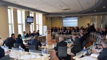 Utenos rajono savivaldybės tarybos posėdis