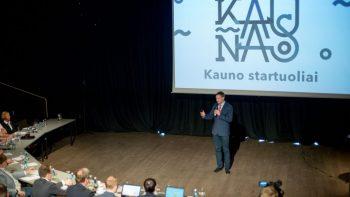 Kaunas augina jauno verslo ambicijas: siūlo solidžią paramą