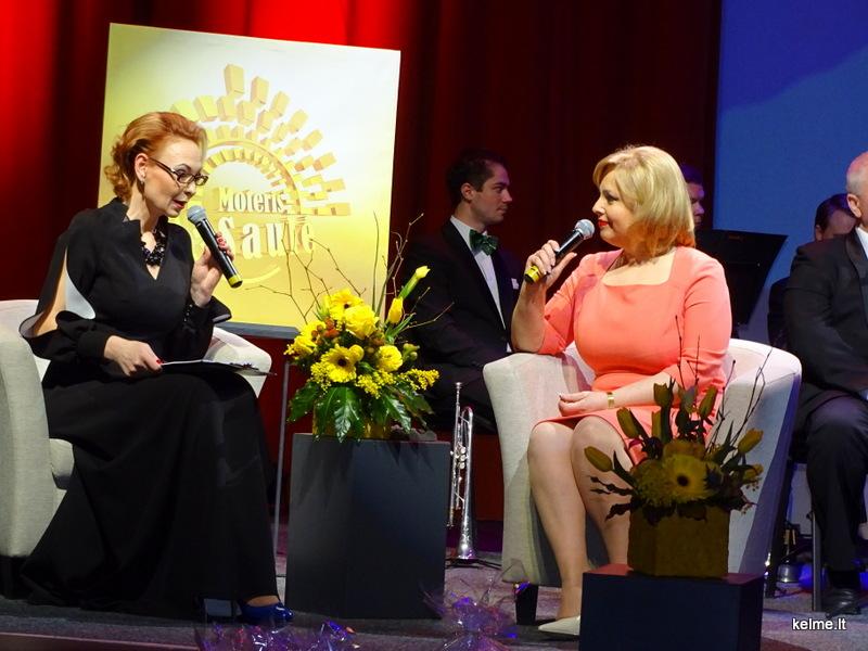 Dalia Zakarienė – Moteris Saulė 2016