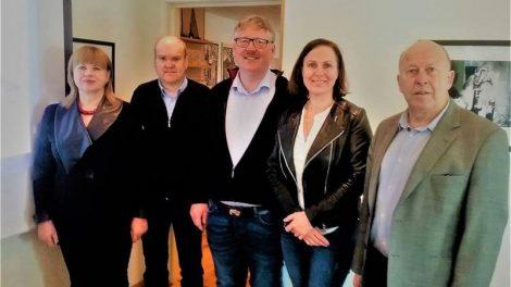 Kelmės rajonas siekia užmegzti verslo ryšius su Norvegijos įmonėmis