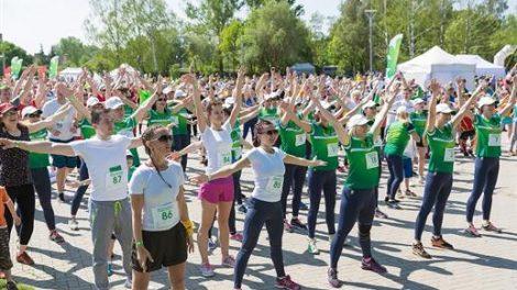 Olimpinėje dienoje Alytuje – per 40 sporto rungčių