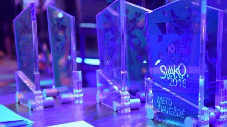 S.V.A.K.O. 2016 – metų geriausieji jau išrinkti