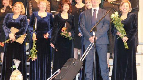 """Kamerinis choras """"Ave musica"""" – Kėdainių krašto ambasadorius pasaulyje"""