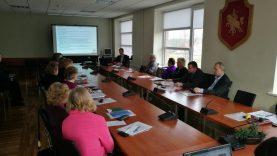 Anykščių rajono savivaldybėje seminaras apie daugiabučių namų modernizavimą (pridedama seminaro medžiaga)