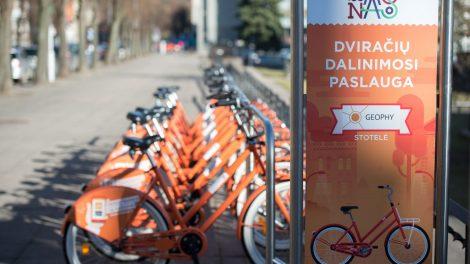 Kaune įsikūrusius Nyderlandų verslininkus nustebino oranžiniai dviračiai