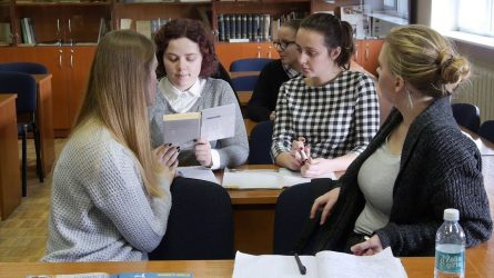 Naujienos per  Penki TV 2017.03.06
