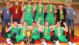 Kelmės krepšinio komanda - Šiaulių krepšinio lygos čempionė