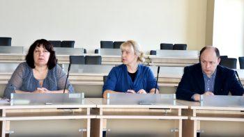 Neįgaliųjų reikalų komisijos prie Utenos rajono savivaldybės tarybos posėdis
