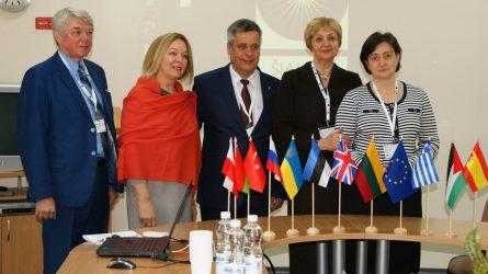 Šiaulių valstybinėje kolegijoje vyksta 3-iosios Tarptautinės savaitės renginiai