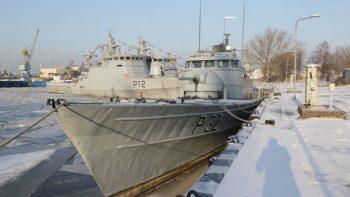Dovana Utenai – karo laivas
