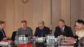 Utenos regiono plėtros taryba posėdžiavo Anykščiuose