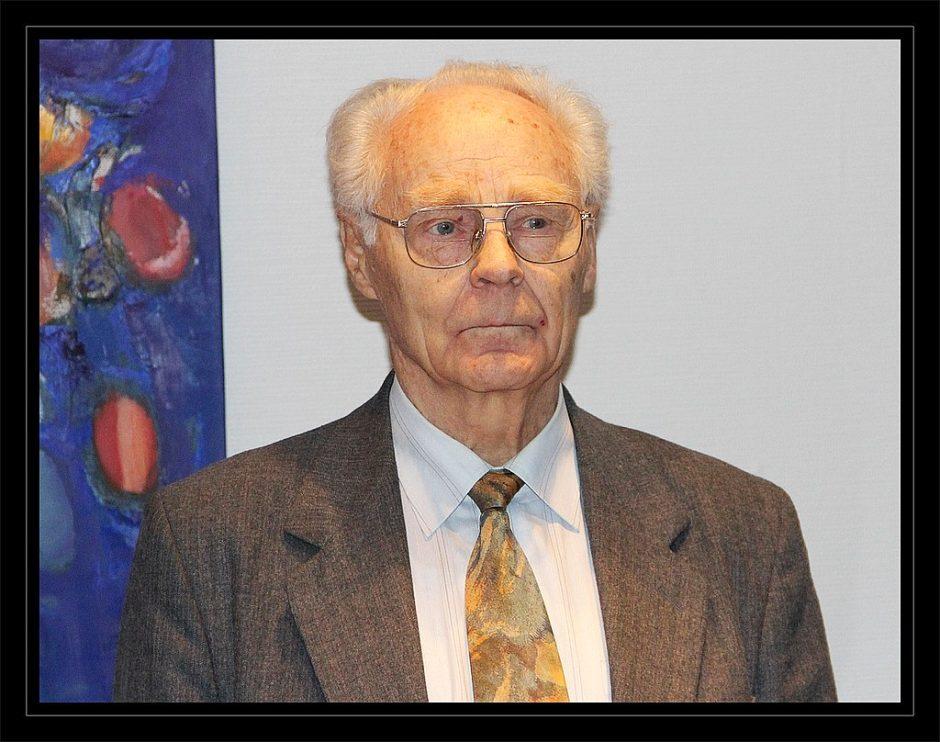 Netekome Šiaulių miesto garbės piliečio Povilo Morkūno (1932–2017)