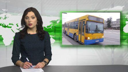 """Naujienos per """"Penki TV"""" 2017.04.05"""