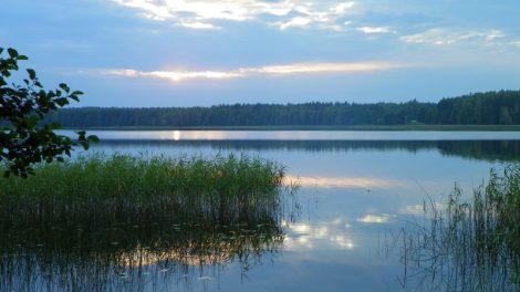 Utenos rajone maudyklų vanduo yra švarus