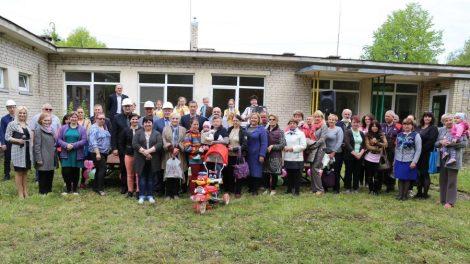 Kauno rajono savivaldybė Bubiuose stato socialinį būstą