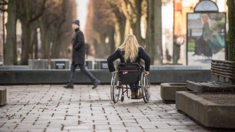 Verslininkai atsisako Kauno miesto pagalbos pritaikant patalpas neįgaliesiems