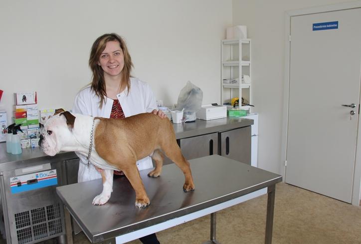 Augintinių sveikata Druskininkuose rūpinsis Kurorto veterinarijos klinika