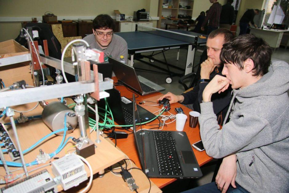 Panevėžio miesto savivaldybė finansuoja mokslo projektus