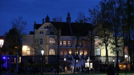 Muziejų naktį Chaimo Frenkelio viloje - interaktyvi vieno eksponato paroda