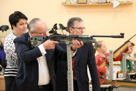 Alytaus sporto ir rekreacijos centre įrengta vienintelė Baltijos šalyse elektroninė šaudykla