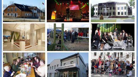 Paskirstytos kultūros renginių rėmimo programos lėšos