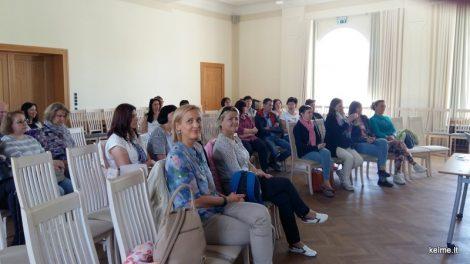 """Gerosios patirties kelionė-seminaras """"Estijos socialinių paslaugų institucijų patirtis"""""""